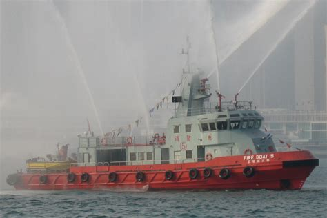 fire boat fireboats robert allan ltd