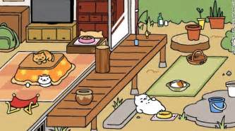 Backyard Baseball App Neko Atsume Is The Addicting App Where You Feed Cats