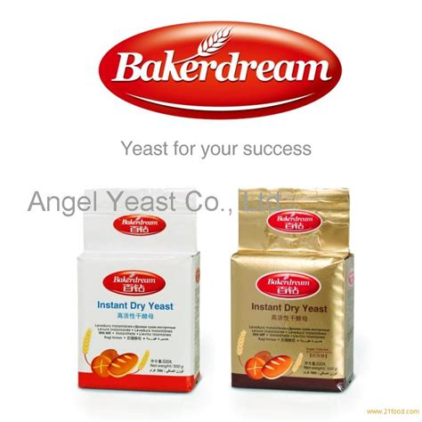 Mixed Request 21 500 G bakerdream low sugar instant yeast 500g for bread