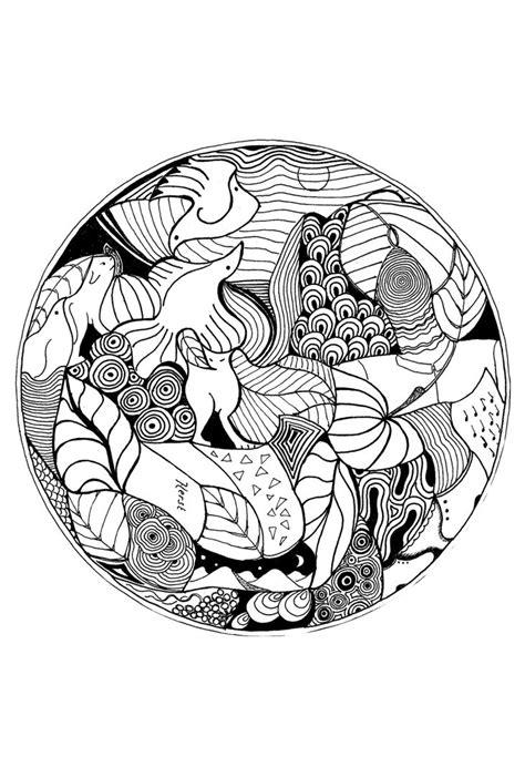 images  mandalas  pinterest coloring