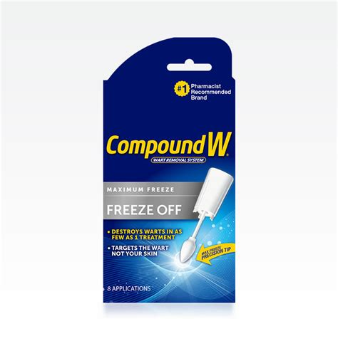 compound w 174 wart removal products