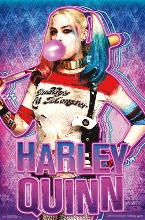 imagenes nuevas de harley quinn harley quinn daddy s little monster suicide squad