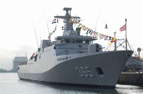 Kri Sigma militer indonesia thales mw08 radar intai korvet sigma class tni al