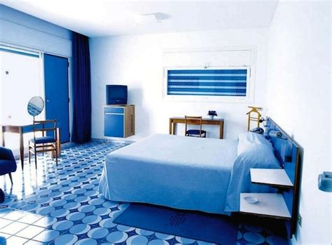 Blue Interior Design by Make Stories With Blue Bedroom Design Ideas