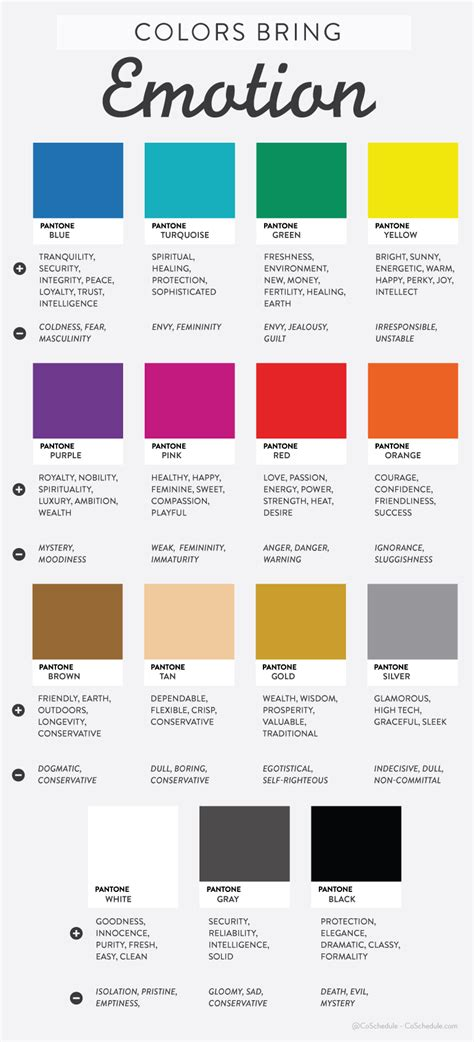 what color represents the ultimate colour guide small business emarketing