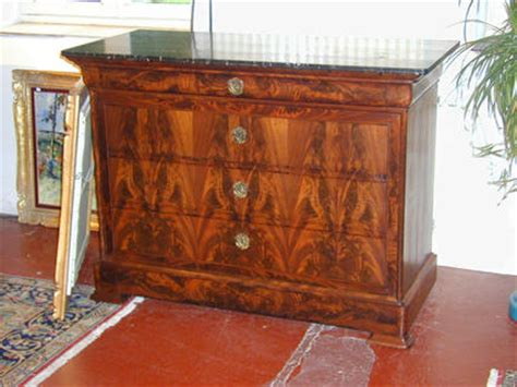 commode louis philippe dessus marbre commode louis philippe
