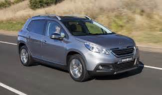 Peugeot Specifications Peugeot 2008 Pricing And Specifications Photos 1 Of 13