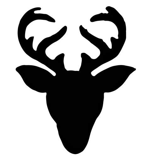 reindeer printable wall art reindeer sign reindeer silhouette silhouettes and walls
