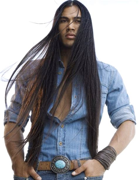 Native American Hair Pictures | native americans and hair loss