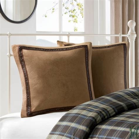 woolrich hadley plaid comforter set multi