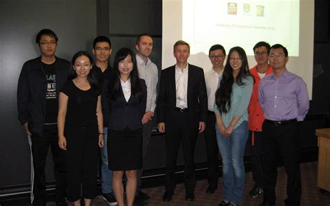 Uconn Mba Fall Semester by Cus Happenings Graduate Student Guest