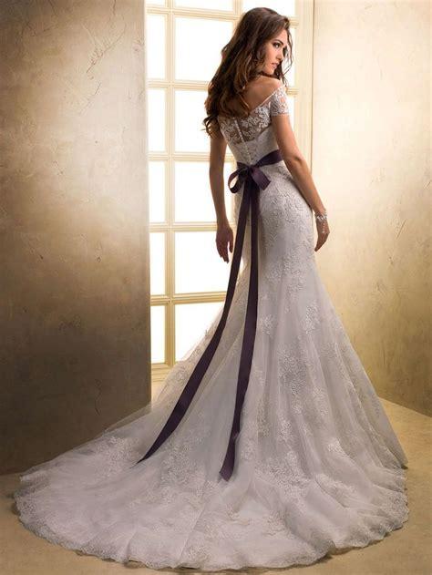 25  best ideas about Purple Wedding Dresses on Pinterest