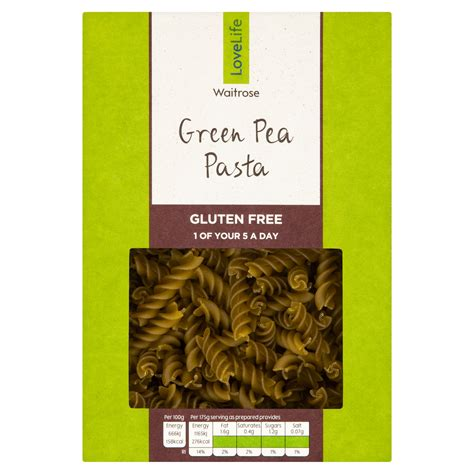 waitrose food waitrose launches pasta with packaging made from food waste