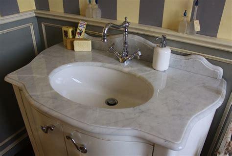 mobile bagno marmo bagno legno marmo casabath produzione mobili da bagno