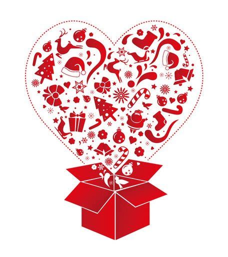natale clipart free gift box vector clip illustration