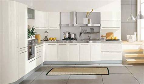 imagenes de cocinas integrales blancas modelos de cocinas modernas
