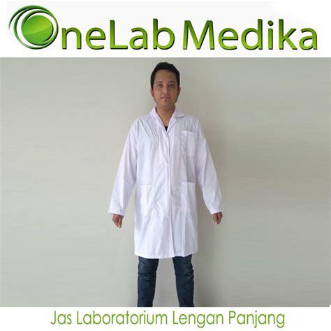 Dijamin Jas Lab Jas Laboratorium Lengan Pendek jas laboratorium lengan panjang onelab medika