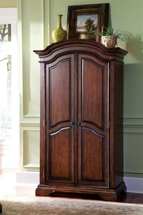 pulaski dovershire armoire 724120 homelement