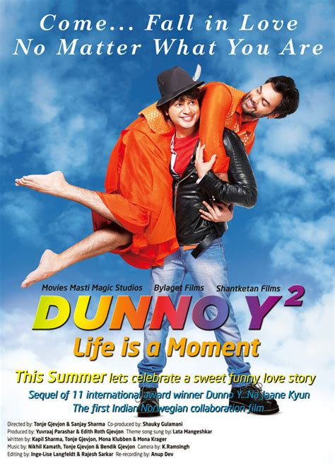Film Dunno Y2 | dunnoy2 posters the beauty of gay love in ddlj titanic style