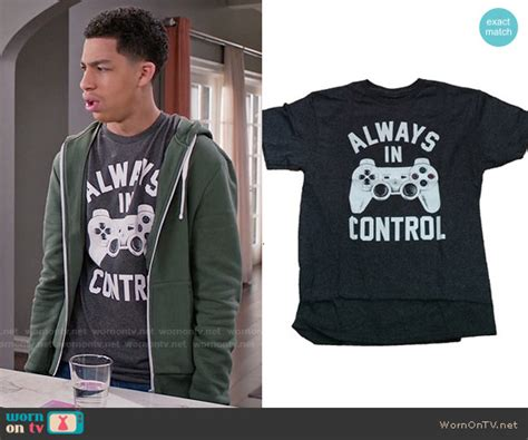 marcus scribner on wendy williams wornontv junior s always in control t shirt on black