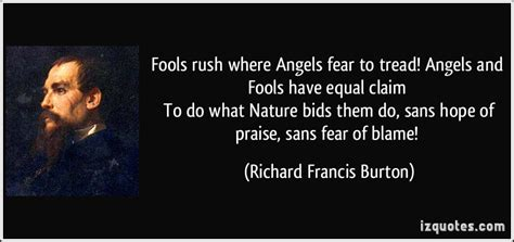 Fools In Where Fear To Tread Essay by False Blame Quotes Quotesgram
