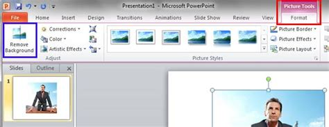 remove themes powerpoint 2010 remove white background on picture in powerpoint