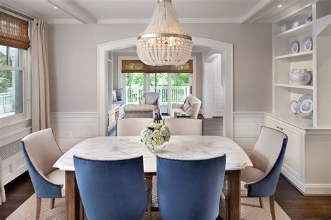 Horizontal Dining Room Chandeliers Horizontal Wainscoting Family Room Farmhouse With Modern