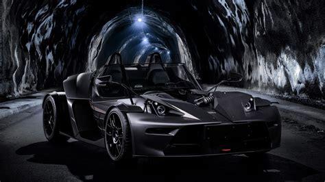 Ktm Carbon Auto by Ktm X Bow Black Edition Packs Carbon Fiber