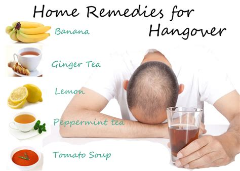 best home remedies for hangover how to cure a