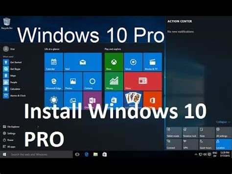 tutorial windows 10 pro install windows 10 pro format windows easy tutorial