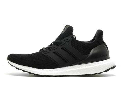 adidas ultra boost black mens trainers trainersaver