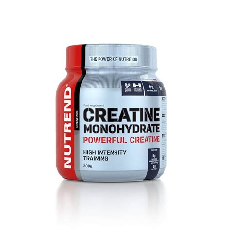 creatine ethyl ester vs creatine creatine monohydrate nutrend supplements