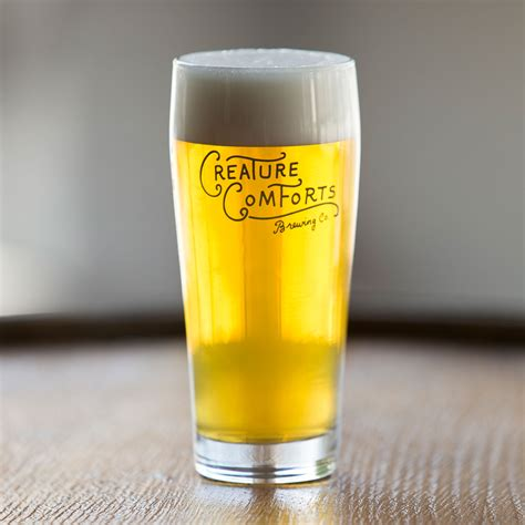 creature comforts beer creature comforts brewing co