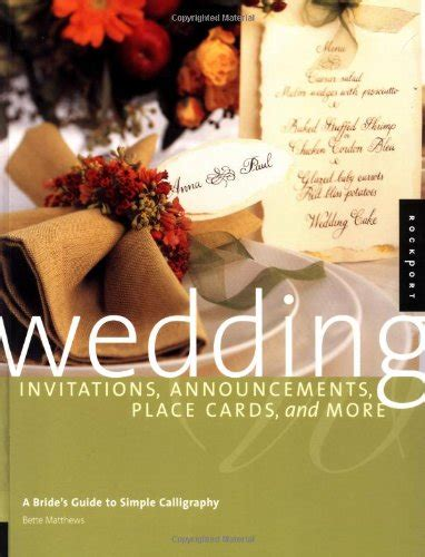 Wedding Invitations Announcements Place Cards And More