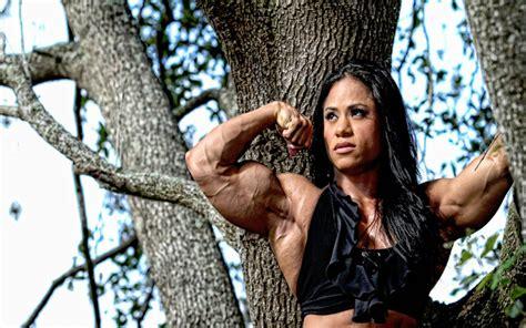 top  female bodybuilders  biggest biceps