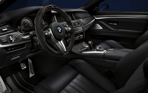 BMW M Performance Accessories for BMW M5 Now Available
