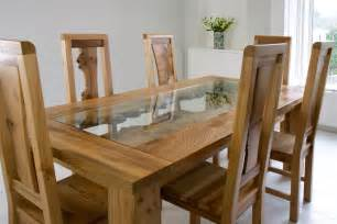 Dining Room Table And Chairs Oak Dining Room Table And Chairs 11435