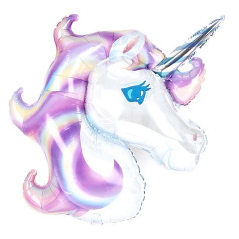 pastel unicorn balloon unicorn mylar balloon