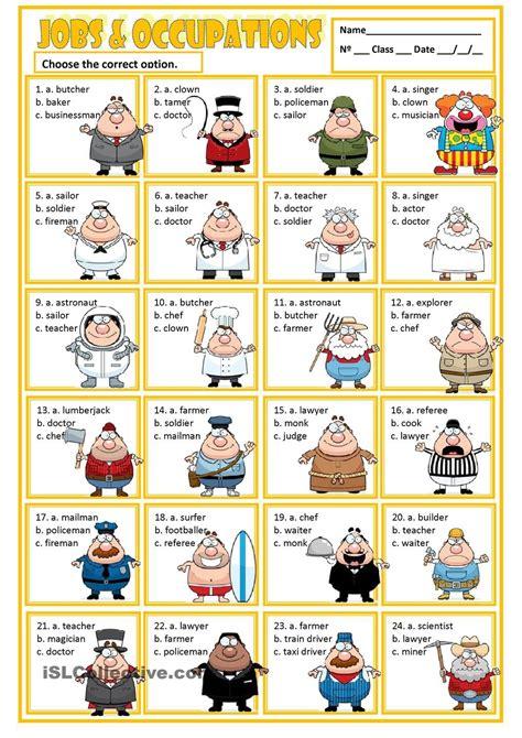 imagenes de ingles write jobs occupations work pinterest idiomas aprender