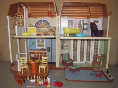 barbie doll beach house malibu barbie doll beach house mansion dollhouse furniture