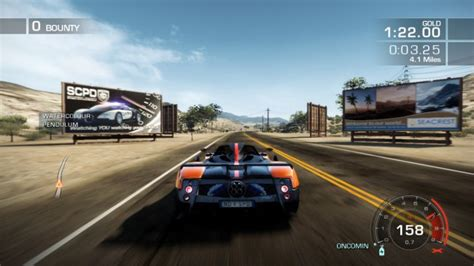 Schnellstes Auto Bei Need For Speed by Need For Speed Pursuit Kritik Gamereactor Deutschland