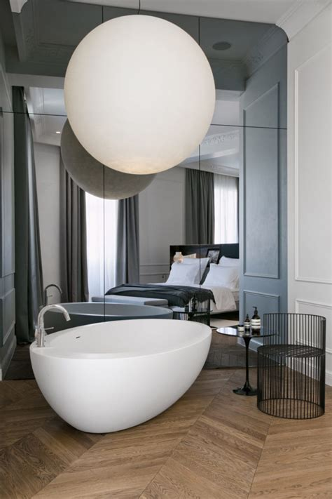 Modern Mirrors For Bathroom by 30 Cool Ideas To Use Big Mirrors In Your Bathroom Digsdigs