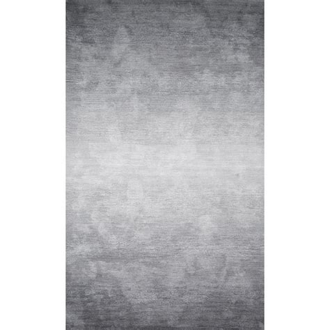 ombre area rugs nuloom ombre bernetta grey 8 ft 6 in x 11 ft 6 in area rug awve18a 860116 the home depot