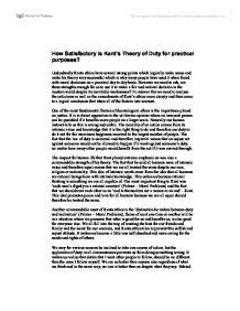 Kantian Ethics Essay by Essay On Kant S Ethics Papers Essays Www Hocki Klocki Pl