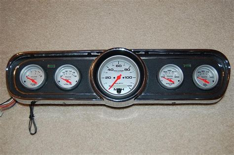 65 mustang gauges 65 mustang custom vintage mustang forums