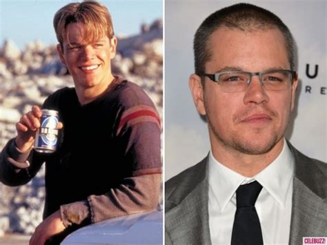 matt damon then and now 73 best images about matt damon on casey
