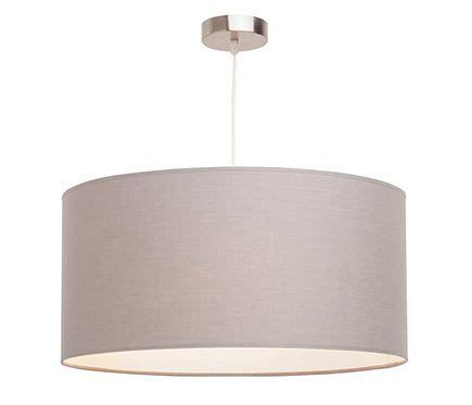 lampara de techo  luces nicole gris inspire leroy