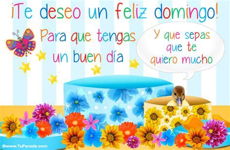 imagenes feliz domingo santo tarjeta de feliz domingo d 237 as de la semana tarjetas