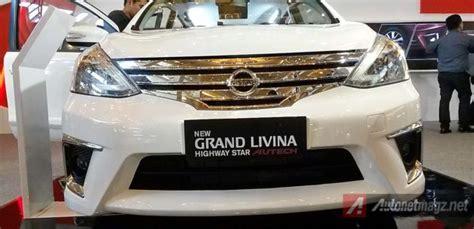 Spion Grand Livina Hws impression review nissan grand livina autech 2014