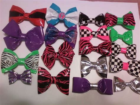 How To Make Different Types Of Hair Bows by All Different Kinds Of Bows How To Make Hair Bows